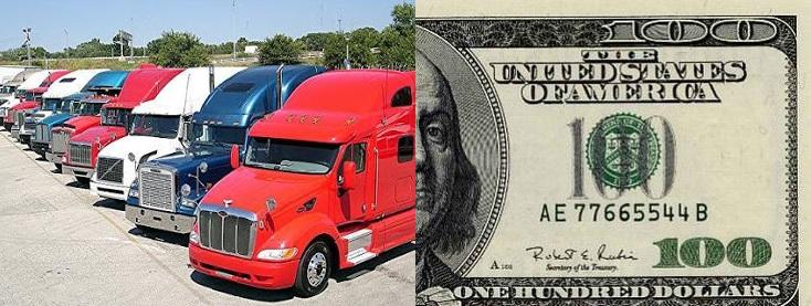 Businesses Fleet Equal Money